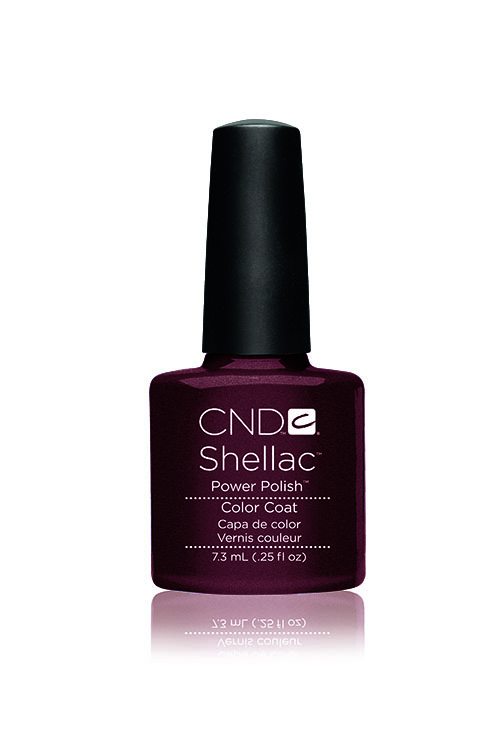 Шеллак CND Shellac Dark Lava