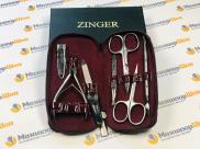 Маникюрный набор Zinger 7105 с заводской заточкой