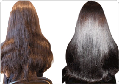 Смысл ламинирование волос