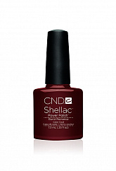 Шеллак CND Shellac Burnt Romance