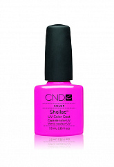 Шеллак CND Shellac Hot Pop Pink