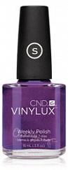 Лак Винилюкс (Vinylux CND) 117 Grape Gum